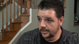 Federal public servant, Denis Begin, 39, is in financial turmoil after falling victim to the Phoenix Pay System disaster.