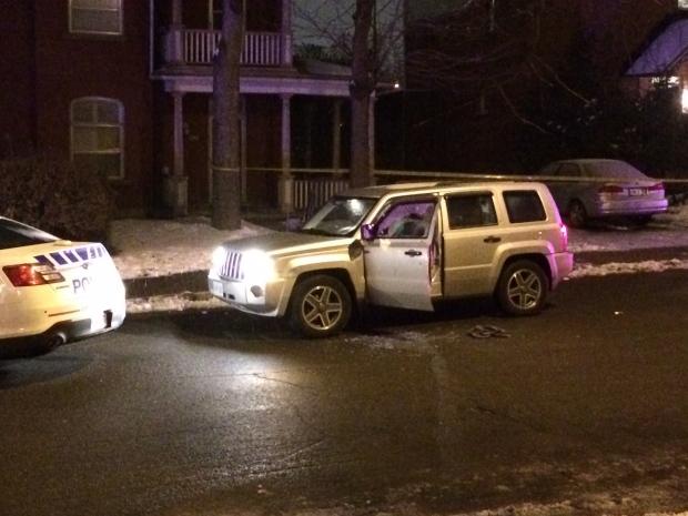Police investigate shooting in Hintonburg