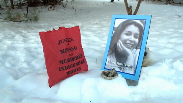 27-year-old Kelly Morrisseau is remembered.