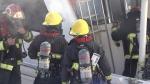 Extended: False Creek boat fire extinguished