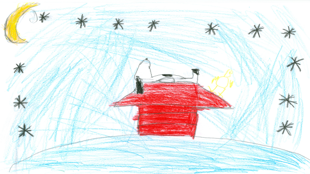 Jason Hennessy, Grade 5, St. John The Apostle