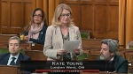 MPs debate during question period