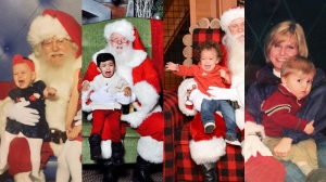 &#39;Tis the season...for awkward photos with Santa? Enjoy some epic photo fails with kids and the big guy in red during the holiday season. <br><br>