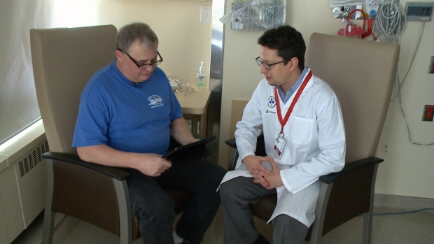 Toys For Stroke Recovery : Ottawa stroke specialist develops tablet based apps to