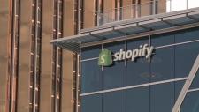 Ottawa-based Shopify on Elgin Street.