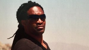 Kirk Wilson, one of the victims of a deadly shooting at a nightclub in Mexico, is seen in this undated image.