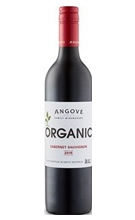 Angove Family Winemakers Organic Cabernet Sauvigno