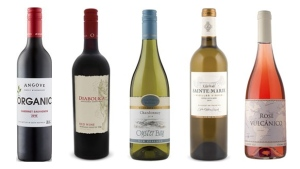 Natalie MacLean's Wines of the Week for Jan. 16th