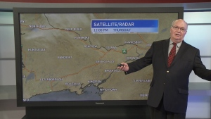 CTV Ottawa: Thursday midday weather update
