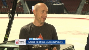 CTV Ottawa: Kurt Browning: Athlete ambassador
