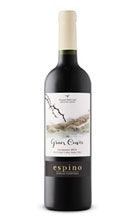 Espino Single Vineyard Gran Cuvée Carmenère 2012