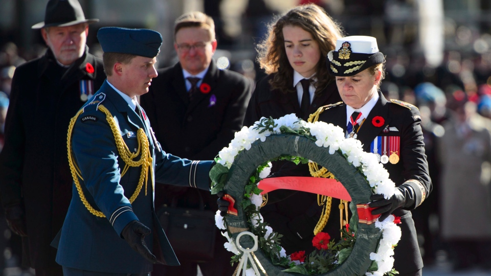 Remembrance Day ottawa