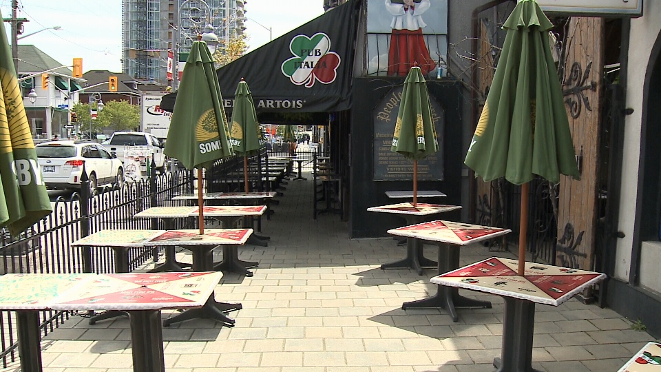 Patio fees cuts