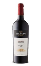 wines of the week - terrazas