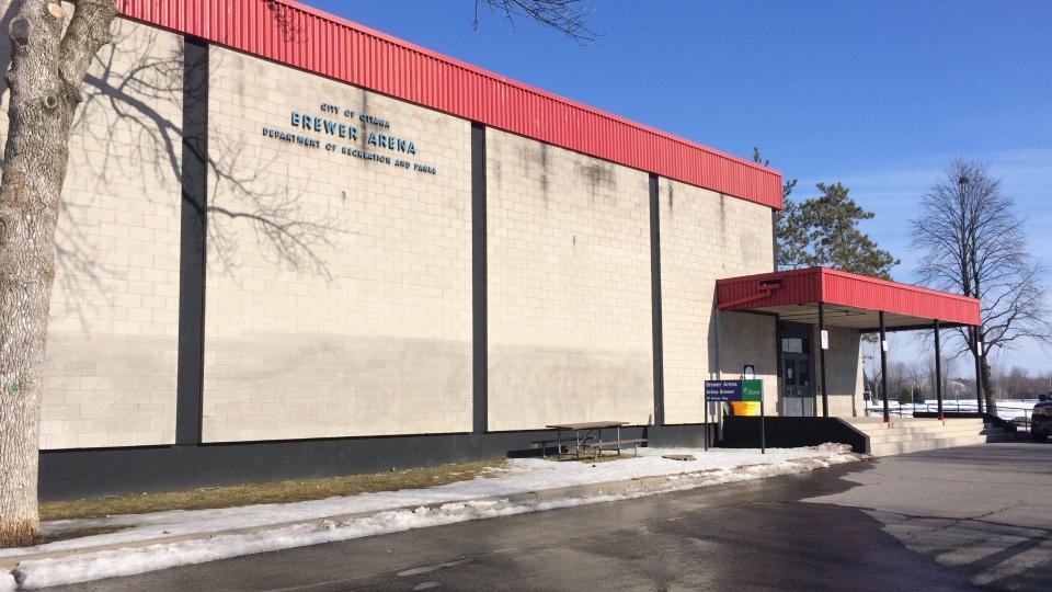 Brewer Arena 1