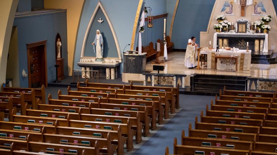 St. Mary's Parish Catholic church in Ottawa