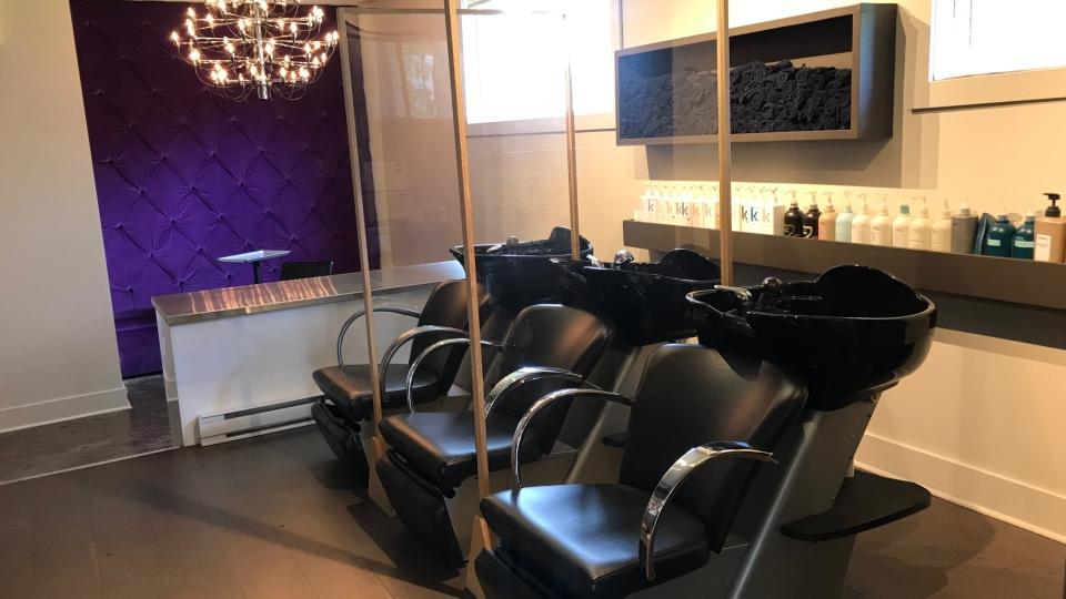 Salon TOK Gatineau washbasin