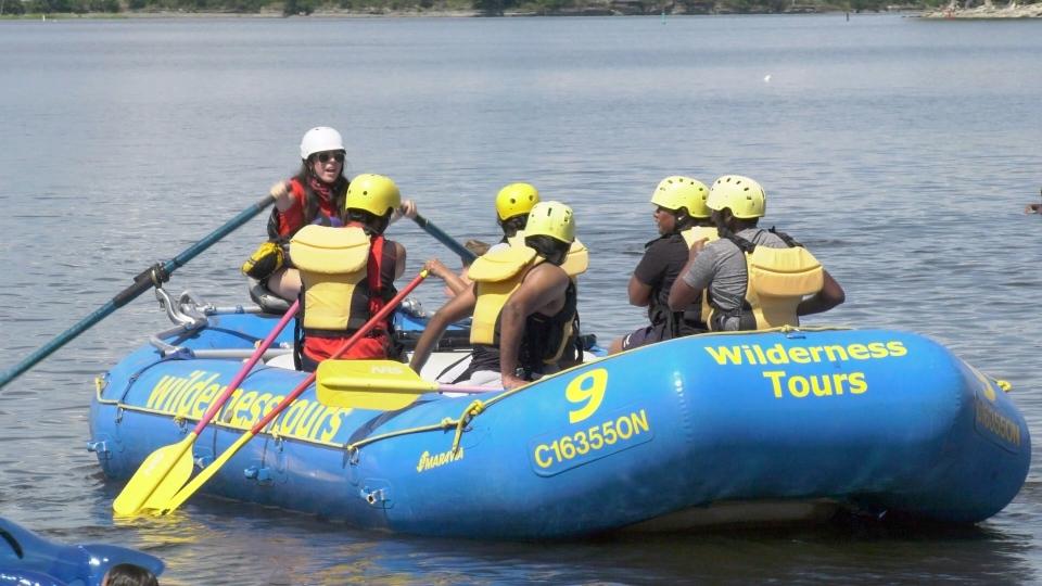 Rafting Ottawa River
