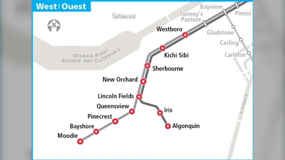 New LRT Stations
