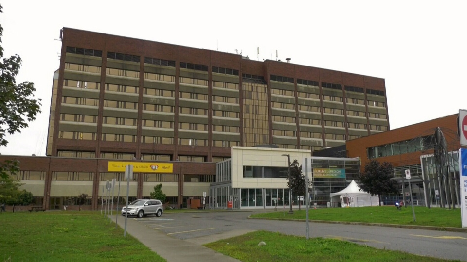 Gatineau Hospital suspends ICU service