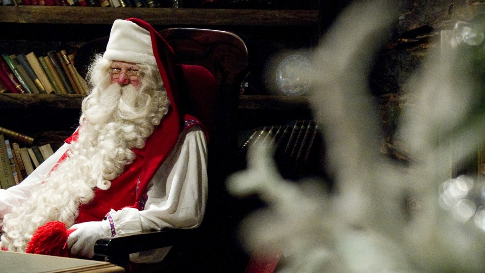 Will COVID-19 affect Santa Claus' visit?