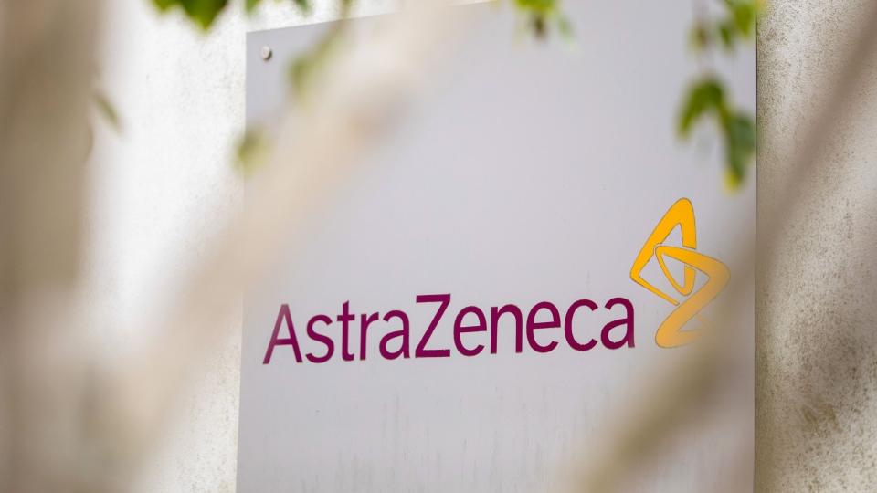 AstraZeneca trial