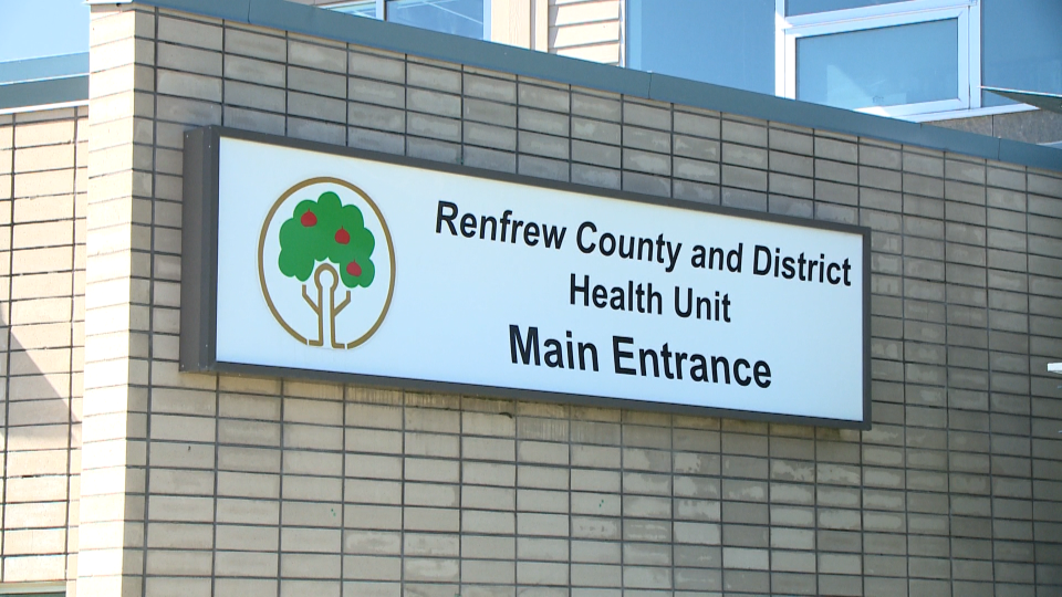 Renfrew County and District Health Unit