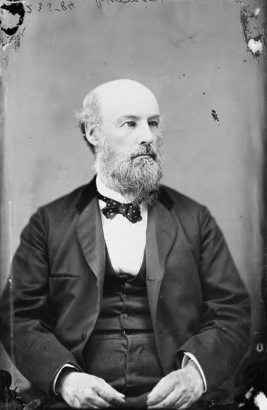 Joseph Currier, co-owner of Watson's Mill