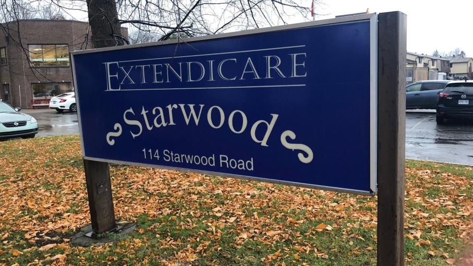 Extendicare Starwood