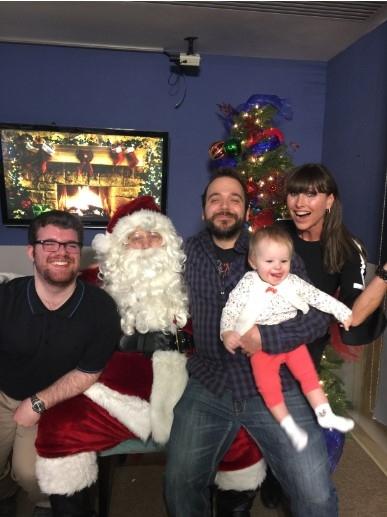 Santa Talk on CFRA