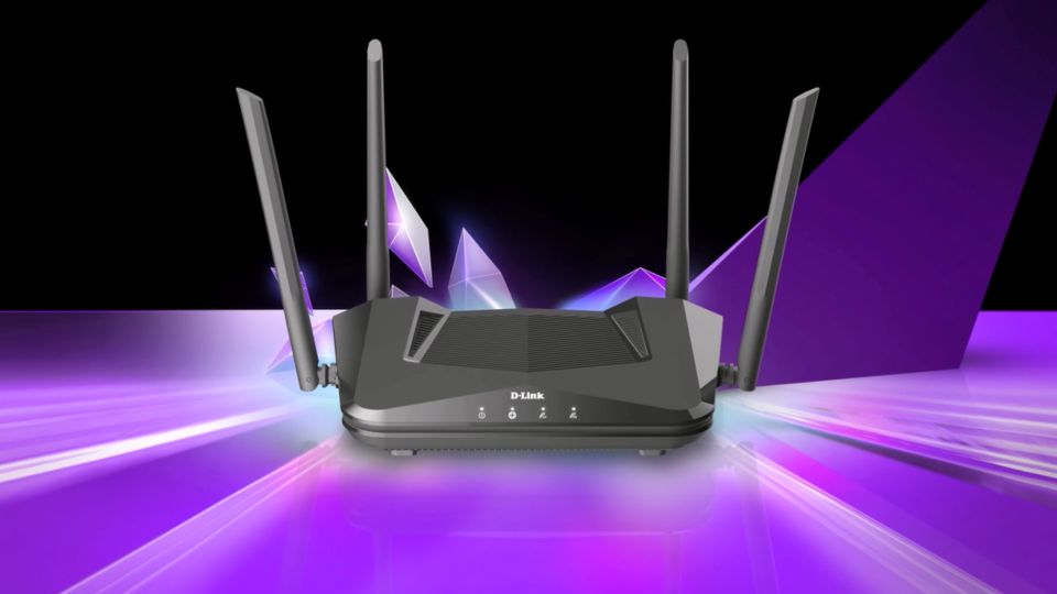 D-Link AX1800 Mesh Wi-Fi 6 Router