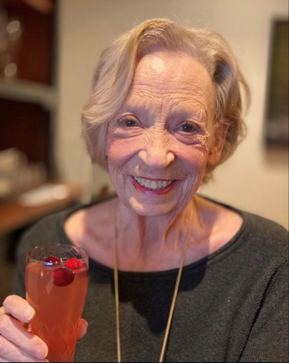 Cocktails with Grandma