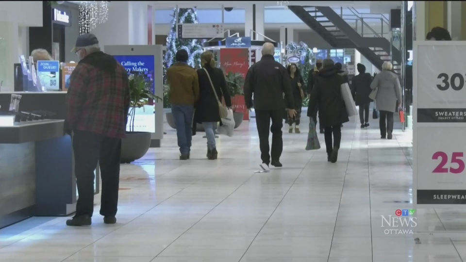 Malls staff up for COVID-safe Christmas rush