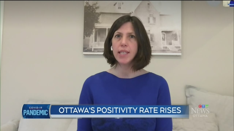 Dr. Vera Etches on how Ottawa is faring