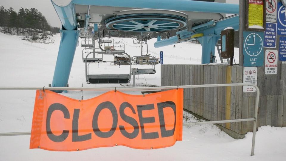 Mount Pakenham closed