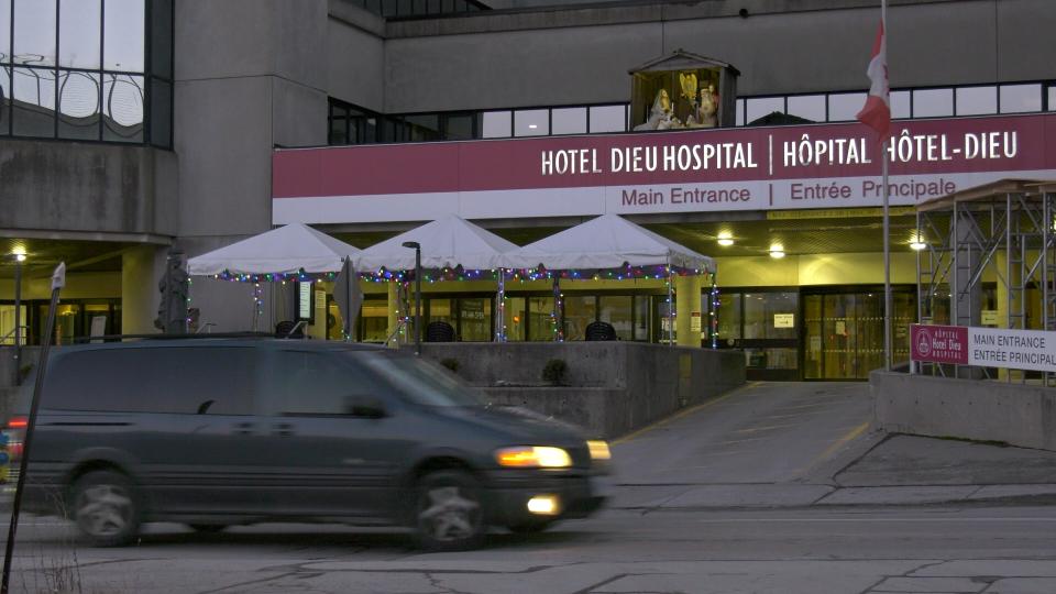 Pusat Ilmu Kesehatan Kingston