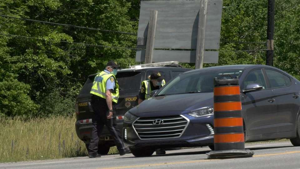 OPP checkpoints