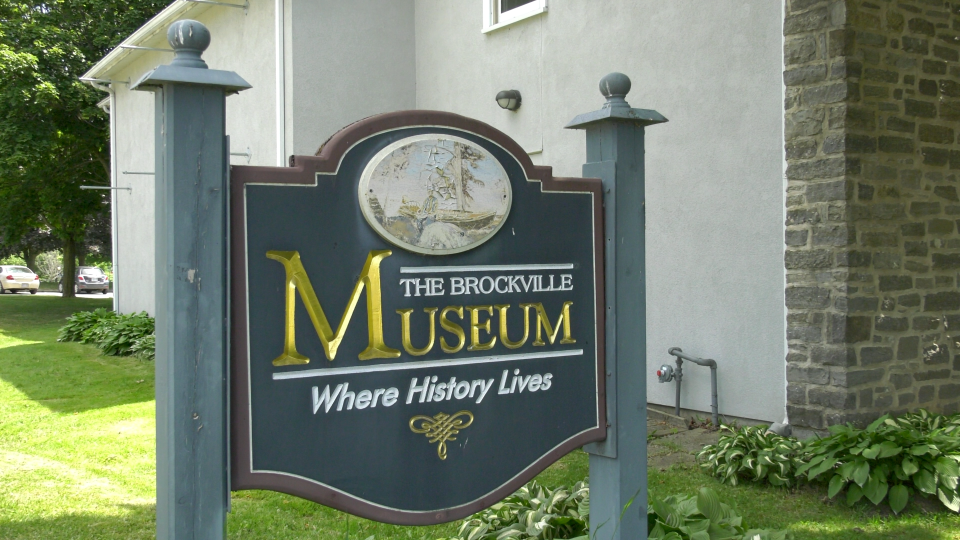 The Brockville Museum