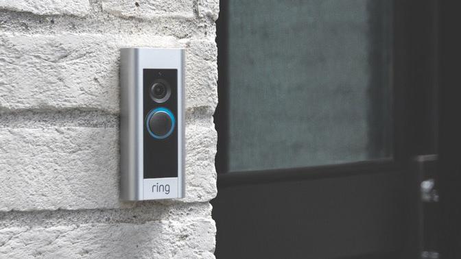 Amazon's Ring Video Doorbell Pro 2