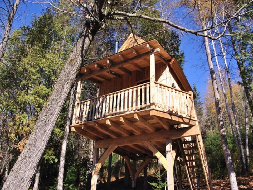 Owl Treehouse