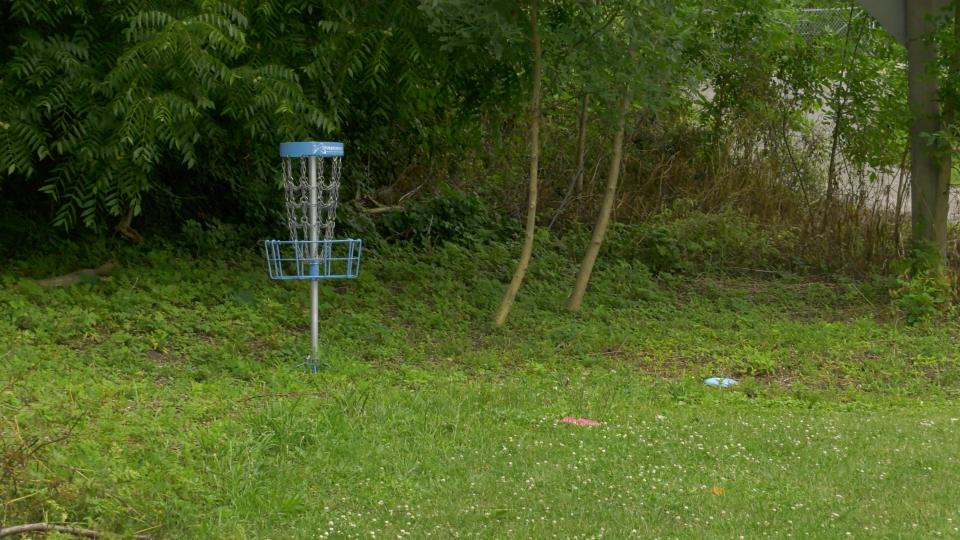 Disc golf i Brockville