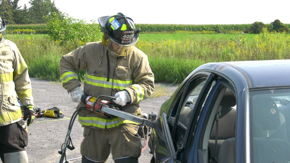 Be a Firefighter for a Day