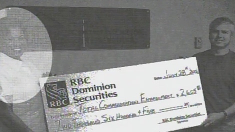 Yolanda Knight, shown here in 2006, accepted cheques for Total Communication Environment regularly.