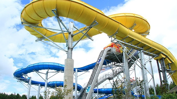 With several different types of waves, Calypso Palace wave pool is the gathering place to have fun. We also have a safe haven for toddlers in the Zoo Lagoon. Don't forget: all pools are heated! Only 20 minutes from Ottawa, Calypso Theme Waterpark is the summer place to be. Share the best time ever; bring a friend and soak up the bestnfil5d.gaon: Calypso Street Limoges, K0A 2M0.