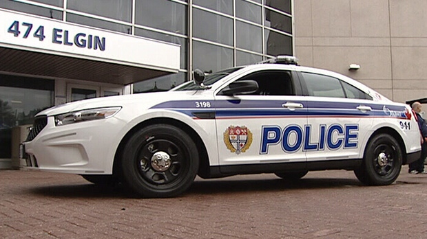 Ottawa man arrested following a break and enter on Gilmour Street