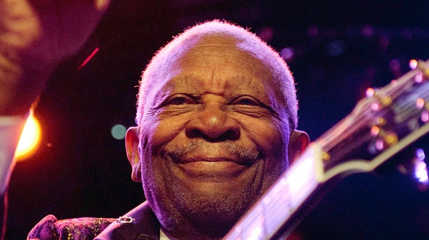 B.B. King will close 2013 Bluesfest.