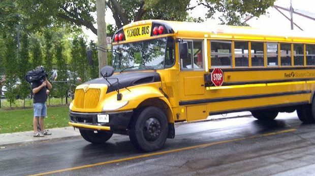 School Bus Cancellations: Mother Wants Answers After 6-year-old On School Bus