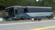 Highway 7 Bus Crash