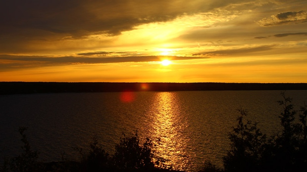Lion's Head, Ontario. (Viewer photo submitted by: Roger )